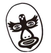 Masked wrestlers illust