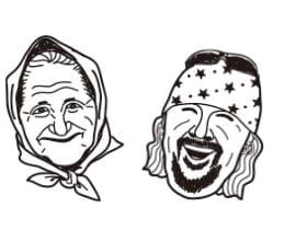 Smile series illust